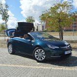 Prueba: Opel Cabrio - Capota fuera
