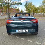 Prueba: Opel Cabrio - Iluminación trasera