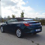 Prueba: Opel Cabrio - 3/4 Trasera izquierda