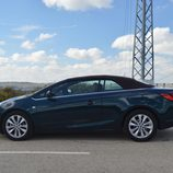 Prueba: Opel Cabrio - Lateral izquierdo
