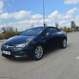 Prueba: Opel Cabrio - 3/4 Frontal izquierdo