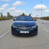 Prueba: Opel Cabrio - Frontal