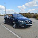 Prueba: Opel Cabrio - 3/4 Frontal derecho