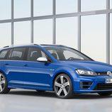 Volkswagen Golf R Variant 2015 - Frontal