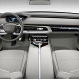 Audi Prologue concept - habitáculo