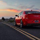 2015 Chrysler 300 - back