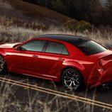 2015 Chrysler 300 - back superior