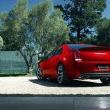 2015 Chrysler 300 - tres cuartos trasero