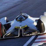 Chaparral 2X Vision GT - primer plano frontal