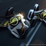 Chaparral 2X Vision GT - sketch