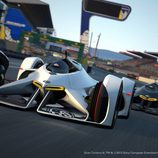 Chaparral 2X Vision GT - frontal render