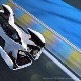 Chaparral 2X Vision GT - aérea