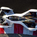 Chaparral 2X Vision GT - cenital