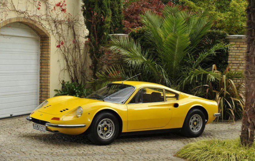 Ferrari Dino 246 GT ex-Elton John