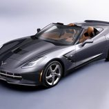 Chevrolet Corvette C7 Stingray convertible - frontal
