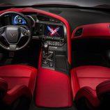 Chevrolet Corvette C7 Stingray - interior