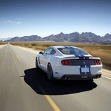 Ford Shelby Mustang GT 350 - carretera back