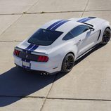 Ford Shelby Mustang GT 350 - promo aérea