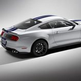 Ford Shelby Mustang GT 350 - estudio lateral
