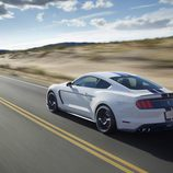Ford Shelby Mustang GT 350 - road back