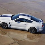Ford Shelby Mustang GT 350 - agua
