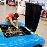 Ferrari Classiche 250 GTO Restoration - motor