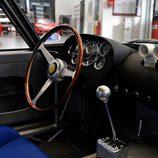 Ferrari Classiche 250 GTO Restoration - interior