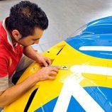Ferrari Classiche 250 GTO Restoration - handmade