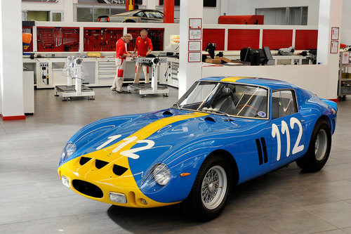 Ferrari Classiche 250 GTO Restoration
