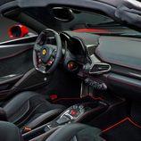 Ferrari Sergio - interior