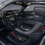 Ferrari FXX K - cockpit