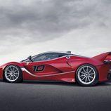 Ferrari FXX K - backside