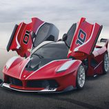 Ferrari FXX K - frontal
