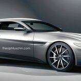 Aston Martin DB10 shooting brake