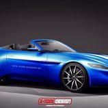 Aston Martin DB10 Volante