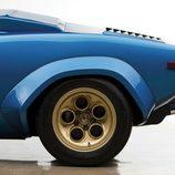 Lamborghini Countach LP400S - zona trasera