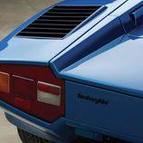 Lamborghini Countach LP400S - pilotos traseros