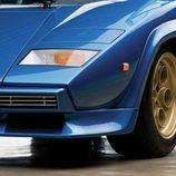 Lamborghini Countach LP400S - zona delantera