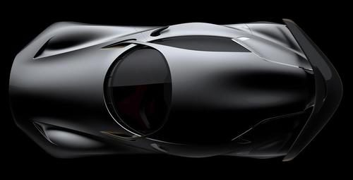 Infiniti Vision Gran Turismo concep teaser