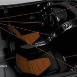 McLaren 650S MSO Limited Edition - interior