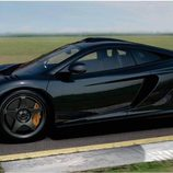 McLaren 650S MSO Limited Edition - side