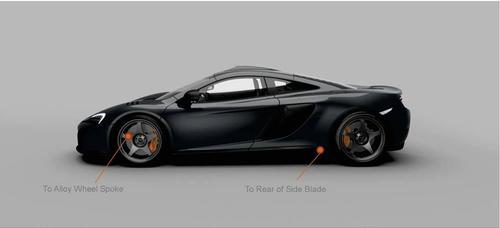 McLaren 650S MSO Limited Edition