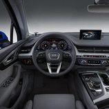 Audi Q7 2015 - interior