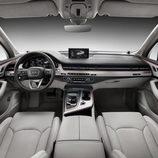 Audi Q7 2015 - 2 - interior