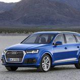 Audi Q7 2015 - inferior