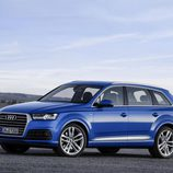 Audi Q7 2015 - lateral