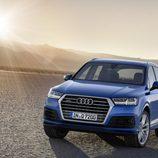 Audi Q7 2015 - sun