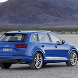 Audi Q7 2015 - backside