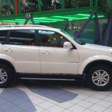SsangYong Rexton 2.0XDI Premium - side