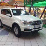 SsangYong Rexton 2.0XDI Premium - frontal delantera
